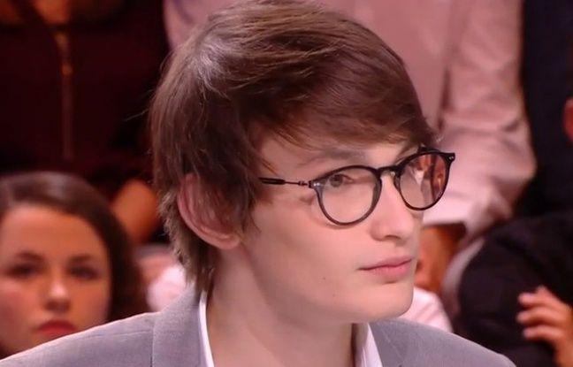 Aurélien Enthoven, fils de Carla Bruni, explique pourquoi il a rejoint François Asselineau