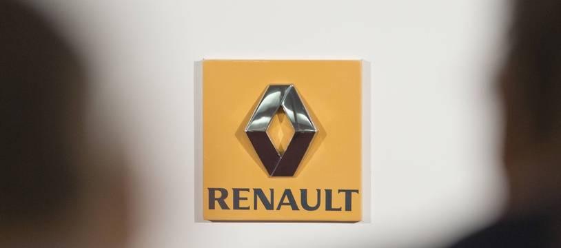Le logo de Renault en 2015 (illustration).