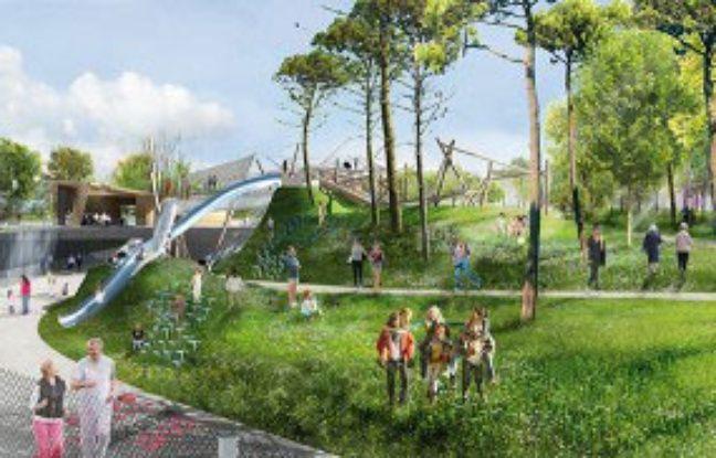 Projet de réaménagement des quais à Bordeaux dans le secteur Saint-Jean-Belcier