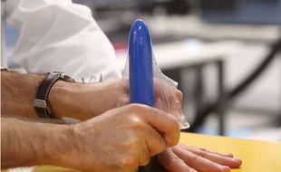 Le préservatif du futur sera composé à 95 % d'hydrogel