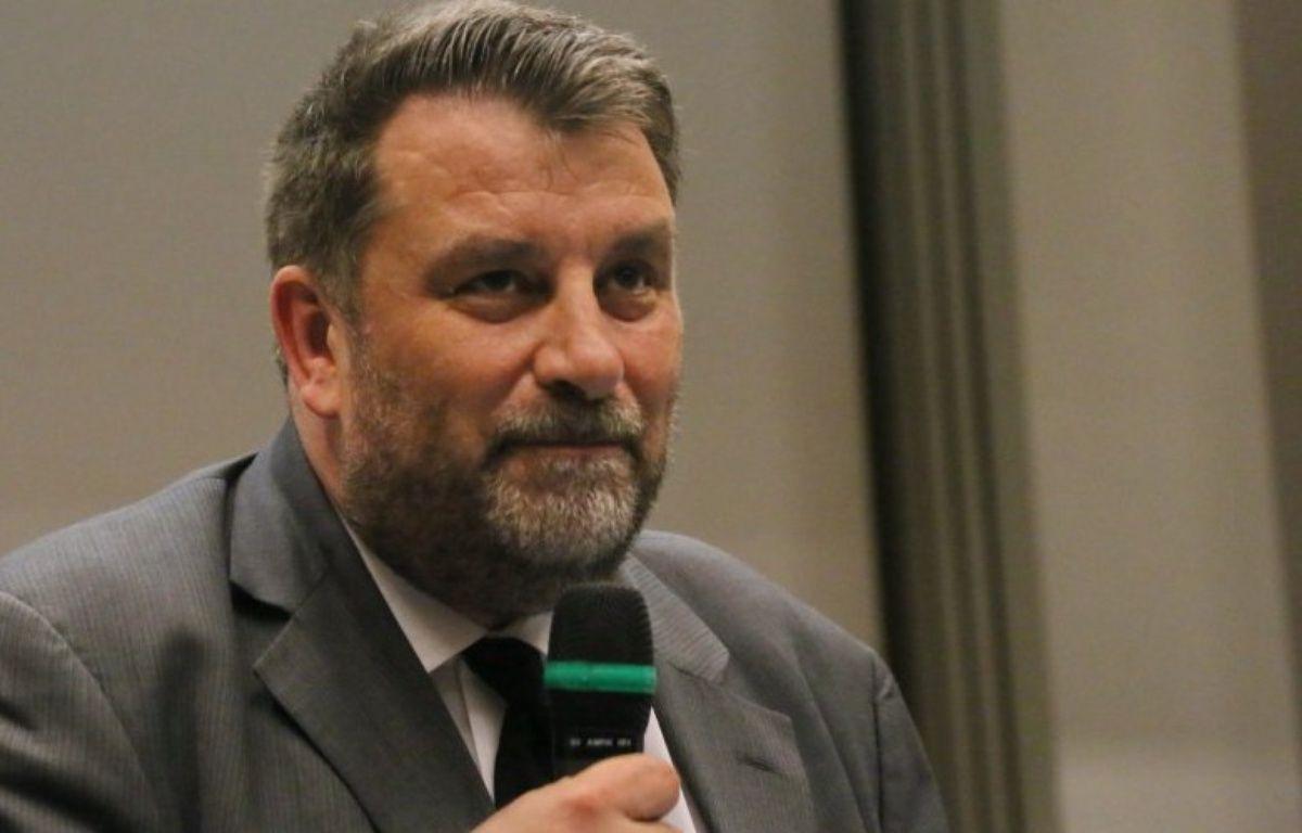 Vincent Michelot, directeur de Sciences Po Lyon a annoncé sa démission le lundi 15 février 2016. – Capture d'écran Twitter