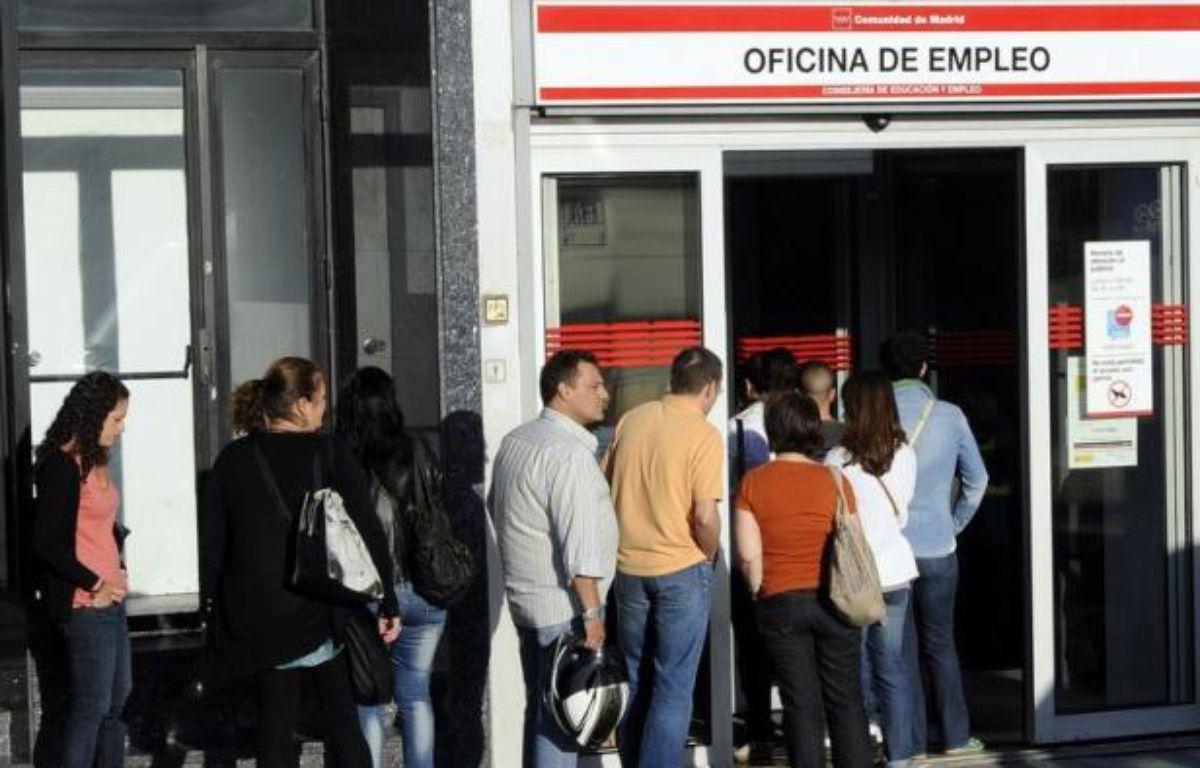 Le chômage des jeunes de 15 à 24 ans a augmenté de 50% dans l'Union européenne depuis le début de la crise, rappelle lundi la Commission européenne à l'occasion de la publication d'un rapport sur la jeunesse, qui insiste sur les efforts à faire pour leur intégration. – Dominique Faget afp.com