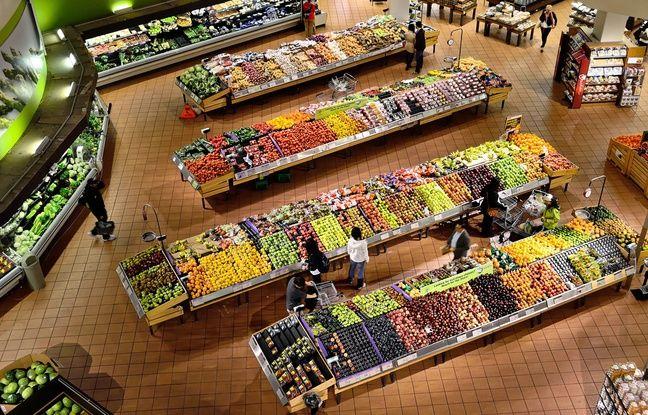 Lyon: Les salariés d'un supermarché soupçonnés d'un trafic de bouteilles d'alcool, 246.000 euros de préjudice