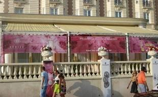 L'hôtel Carlton de Cannes, où a eu lieu le braquage des bijoux Leviev.
