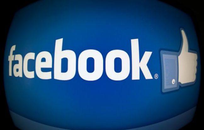 La page d'accueil du réseau social Facebook le 25 février 2013