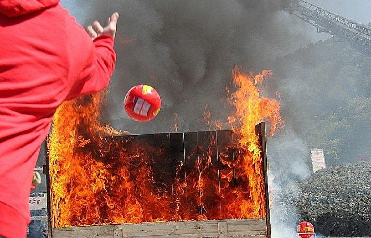 La société Elide Fire commercialise la boule anti-feu – Elide Fire France