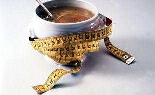 Illustration d'un régime Alimentaire.
