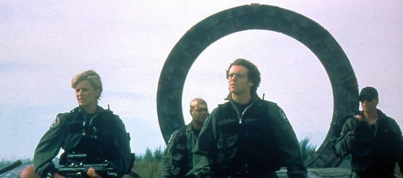 La série Stargate SG-1.