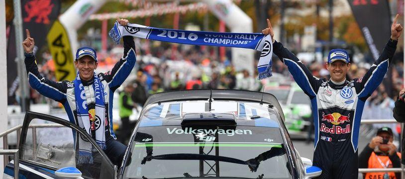 Ogier et VW ne gagneront plus le championnat WRC ensemble