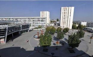 La ville d'Argenteuil, dans le Val-d'Oise.