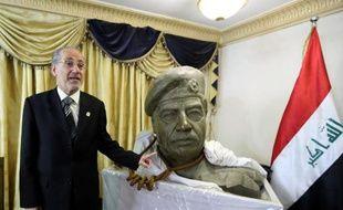 Dans son bureau où trône un buste de Saddam Hussein avec la corde qui l'a pendu autour du cou, Mouaffak al-Rubaïe se souvient du moindre détail des derniers instants de l'ex-dictateur irakien, exécuté à l'aube du 30 décembre 2006.