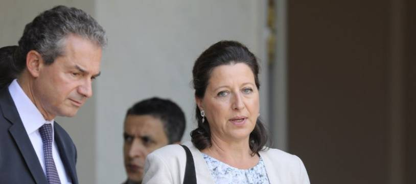 Yves Lévy et Agnès Buzyn, le 18 septembre 2018.