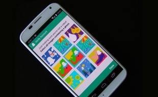 Le système de Snapchat pour vérifier qu'un utilisateur est humain s'appuie sur la reconnaissance d'images.