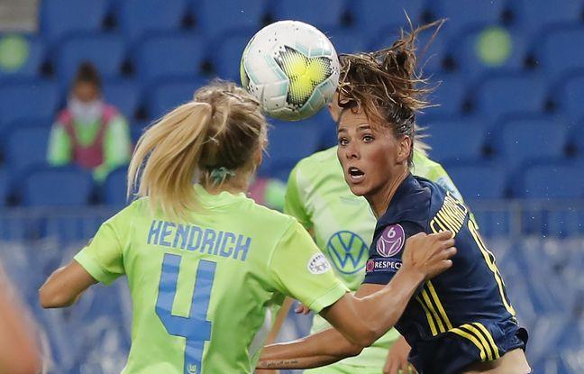 Le 30 août, en finale de la Ligue des champions, Sara Björk Gunnarsdottir a vécu l'étrange expérience de marquer contre Wolfsburg, où elle évoluait encore deux mois plus tôt.
