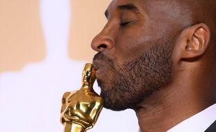 Kobe Bryant avait ici remporté en 2018 un Oscar pour le meilleur court métrage d'animation.