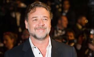 L'acteur australien Russel Crowe à Cannes en 2016.