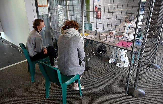 Coronavirus en Bretagne: Un gymnase réquisitionné par des médecins pour ne pas contaminer les cabinets