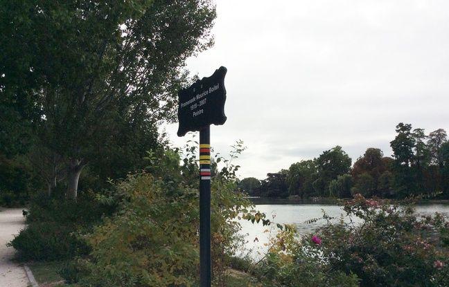 A voir le nombre de balisages, le lac Daumesnil est très prisé des randonneurs.