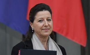 Agnès Buzyn, le 24 octobre 2018 à Paris.