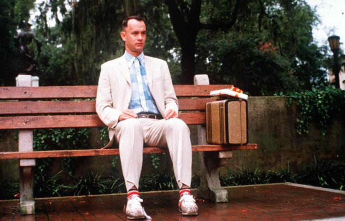 Tom Hanks dans le rôle de Forrest Gump, en 1994 – /SIPA