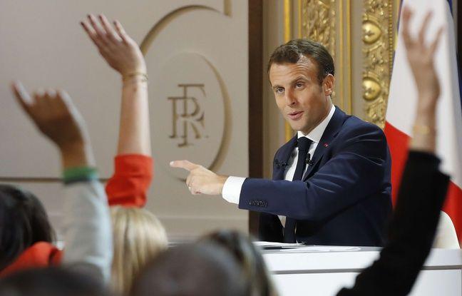 Annonces d'Emmanuel Macron: «Un bon discours», «rien de concret», «il fallait restaurer l'ISF»... Nos lecteurs réagissent