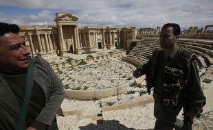 La cité antique de Palmyre
