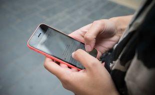 Un homme avait envoyé plus de 1.500 messages et appels malveillants à son ancienne compagne en moins d'un mois. Illustration.