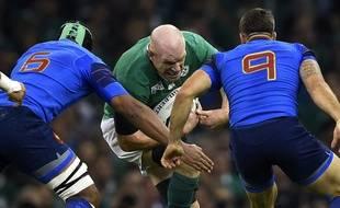 Match France-Irlande le 11 octobre 2015.