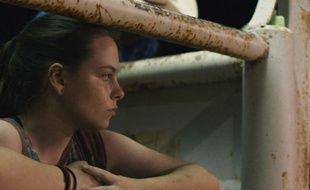 Amber Havard dans Bull d'Annie Silverstein