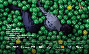 Affiche du film Play (Opéra de Paris-FRA Cinéma)