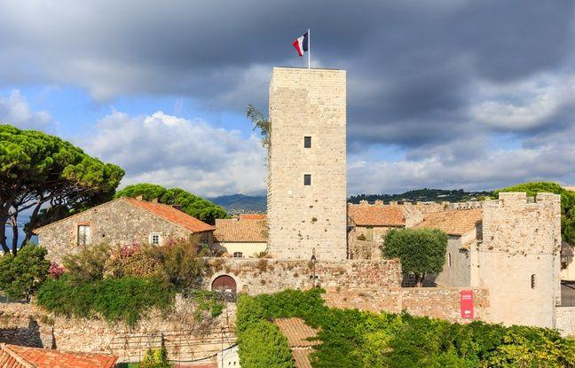 Le musée de la Castre, le nouveau musée des explorations du monde, est situé tout en haut du Suquet, le vieux-Cannes