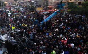 Un nouvel attentat a frappé jeudi la banlieue sud de Beyrouth faisant quatre morts, le quatrième à viser en six mois ce fief du mouvement chiite libanais Hezbollah engagé dans la guerre en Syrie voisine contre les rebelles.