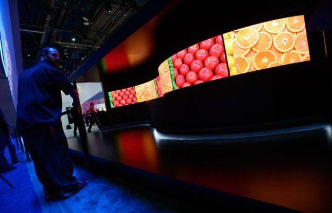 high tech  japon lance diffusion tv experimentale format tres haute definition k