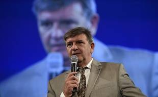 Jean-Marc Borello a participé à la campagne présidentielle d'Emmanuel Macron.