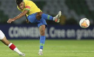 Bruno Guimaraes, nouvelle recrue de l'OL?