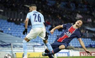 Paris est tombé sur plus fort que lui pour les demi-finales de la Ligue des champions. Comme au match aller, le PSG s'est incliné face à Manchester City le 4 mai 2021.