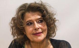 L'actrice Fanny Ardant, le 26 juin 2018 à Madrid