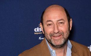 L'acteur Kad Merad, le 3 février 2019 à Paris