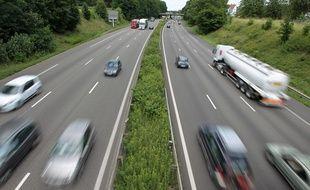 Alsace: Après de graves accidents, un appel à la prudence est lancé aux usagers de la route (Illustration)