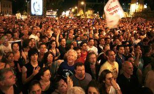 Les manifestations en Israël et en Europe du sud rassemblent plusieurs milliers de personnes