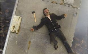 """Rick est au bout du rouleau car il sait que la saison 7 de """"The Walking Dead"""" est un peu chiante"""