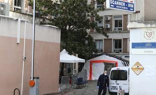 Illustration de la crise du coronavirus en Corse