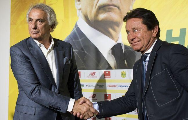 FC Nantes: Vahid Halilhodzic-Waldemar Kita, la comédie va durer jusqu'à quand?