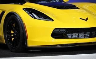 Fibre de carbone, aluminium, magnésium... Les voitures exposées au salon de Detroit multiplient les matériaux composites et alliages savants pour plus de légèreté, nouveau Graal des constructeurs américains.