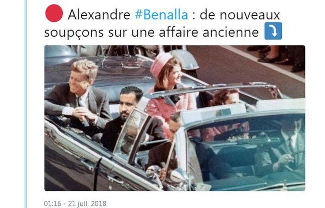 Photoshop d'Alexandre Benalla