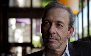 Gilles Bornais, auteur du livre «Huit minutes de ma vie», paru chez Lattès.