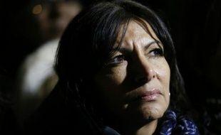 La maire de Paris, Anne Hidalgo, le 11 février à Paris