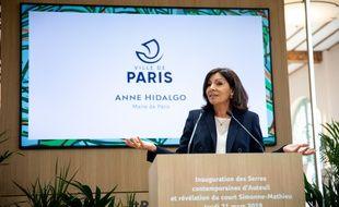 Anne Hidalgo est mieux connue des Parisiens que ses concurrents officiellement déclarés.
