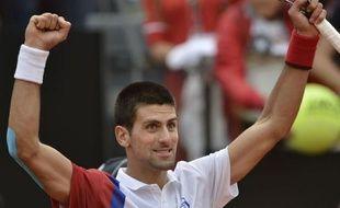 Le N.1 mondial Novak Djokovic va retrouver Roger Federer, N.2, pour un somptueux choc au sommet samedi en demi-finale du Masters 1000 de Rome.