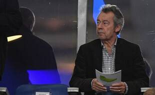 Michel Denisot va prendre la présidence de la Berrichonne pour la troisième fois de sa carrière.